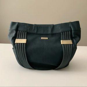 Miche Leather Shoulder Bag